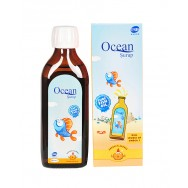 Ocean Şurup Saf Balık Yağı Portakal Aromalı
