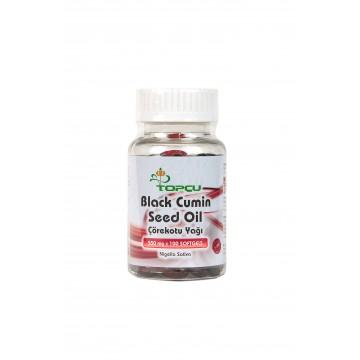 Black Cumin Seed Oil  (Çörekotu Yağı Kapsülü)